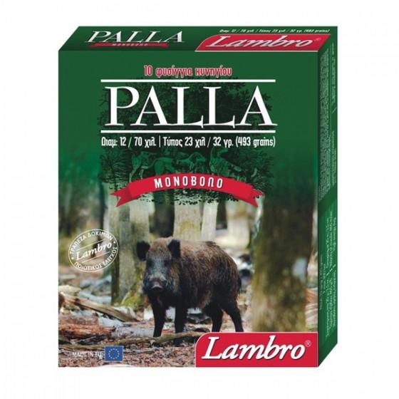Lambro PALLA ΜΟΝΟΒΟΛΟ