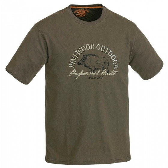 PINEWOOD 5422 WILD BOAR T-SHIRT