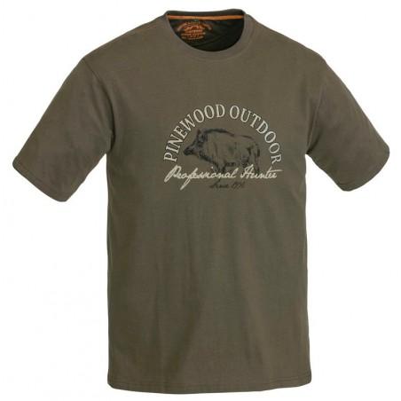PINEWOOD 5422 WILD BOAR T-SHIRT