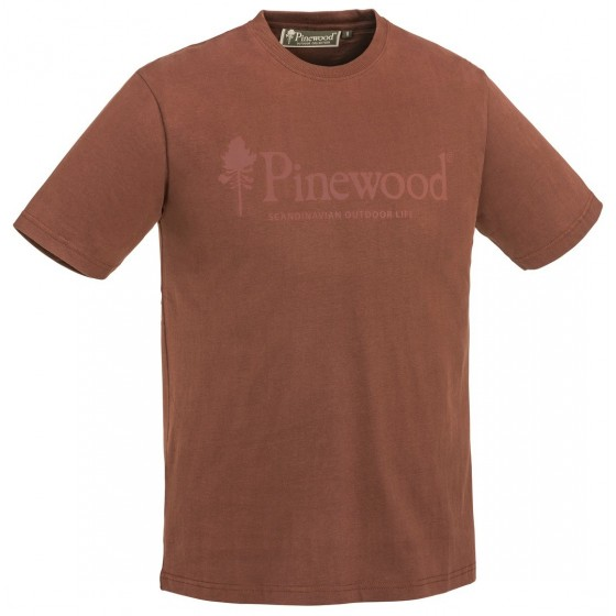 PINEWOOD 5445 OUTDOOR LIFE T-SHIRT