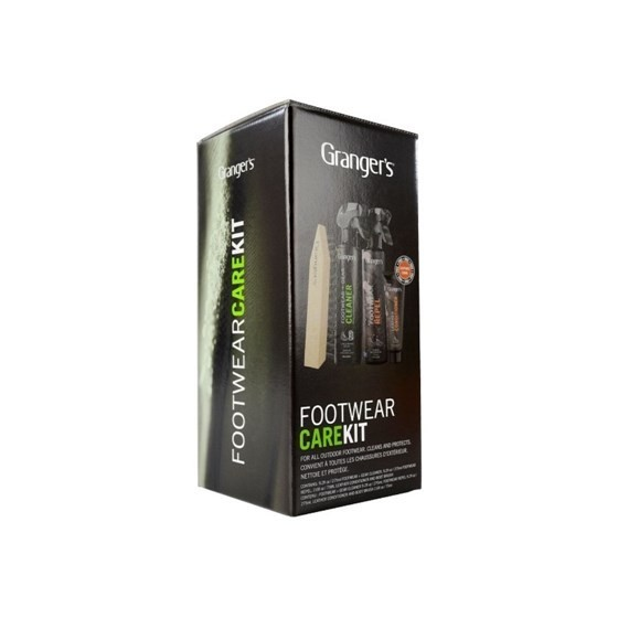 GRANGER'S FOOTWEAR CARE KIT 275ml x 2