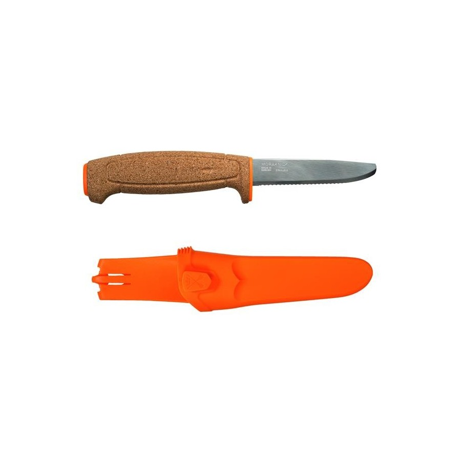 MORAKNIV FLOATING SERRARED KNIFE