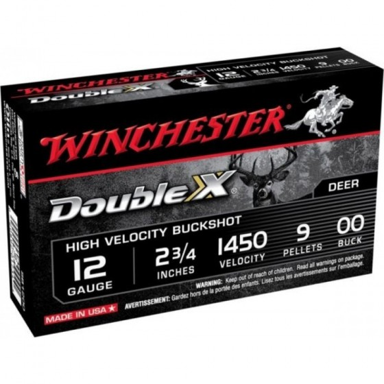 WINCHESTER Double-x TURBO 9βολο