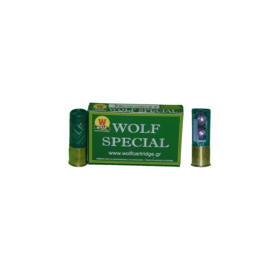 WOLF SPECIAL ΔΙΒΟΛΟ MAGNUM